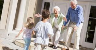 Aide à la garde des petits-enfants